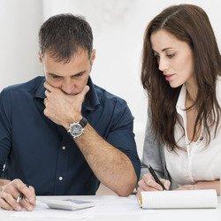 Условия для несостоятельности супругов